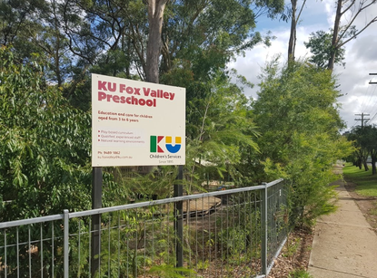 KU - Fox Valley Preschool