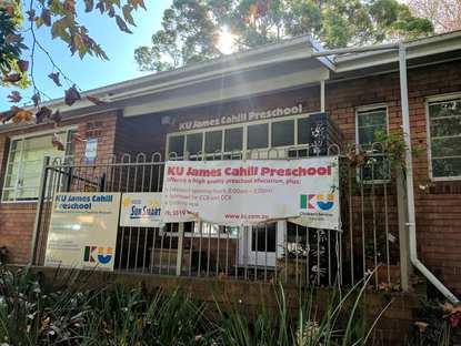 KU James Cahill Preschool