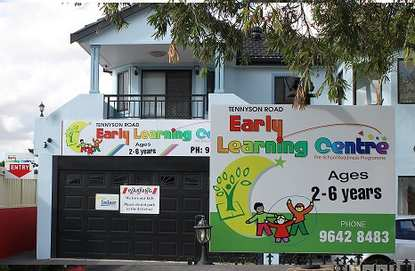 Tennyson Road Early Learning Centre