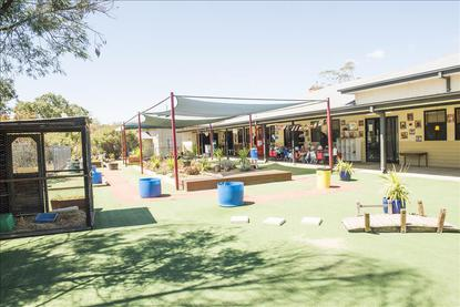 Community Kids Griffith Early Education Centre
