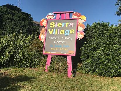 Sierra Village Early Learning Centre