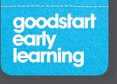 Goodstart Early Learning Ashfield Logo