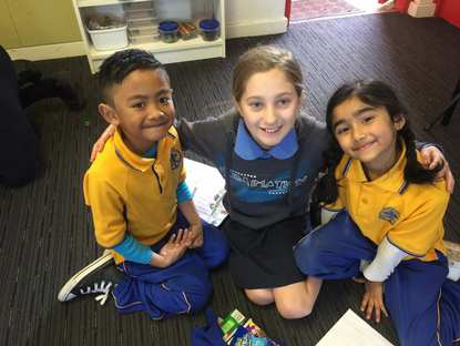 Catholic out of school hours care St Michael's Blacktown South