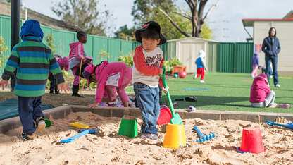 Catholic Early Learning Centre Mary, Queen of the Family Parish, Blacktown