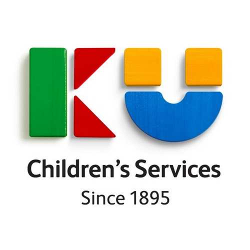 KU Grandstand Kids Care Logo