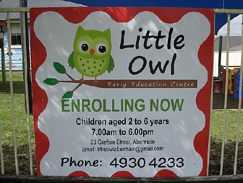 LITTLE OWL EARLY EDUCATION CENTRE