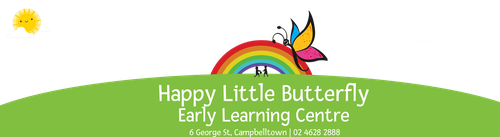 HAPPY LITTLE BUTTERFLY EARLY LEARNING CENTRE