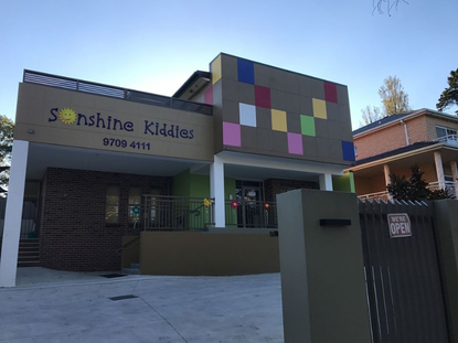 Sunshine Kiddies Early Learning Centre