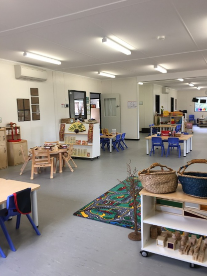 BCRG CHESTER HILL PRESCHOOL
