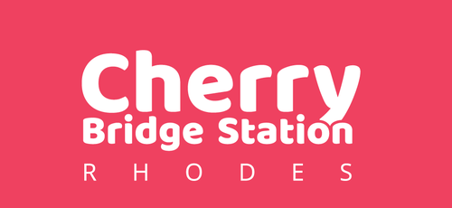 Cherry Bridge Station Rhodes