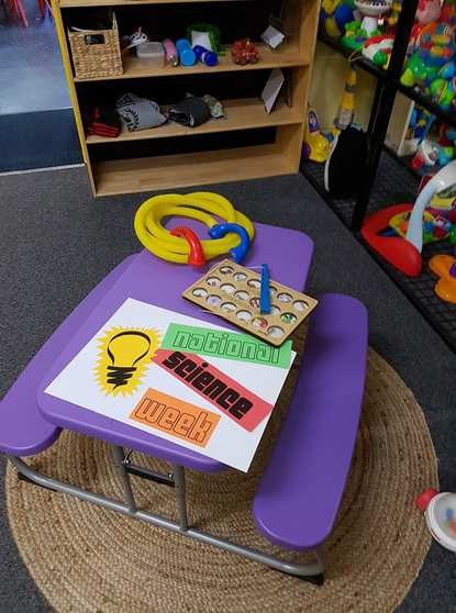 Central Australian Community Toy Library 3 Year Old Kindy