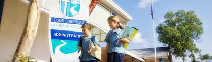Good Shepherd Lutheran College Howard Springs Campus Early Learning Centre