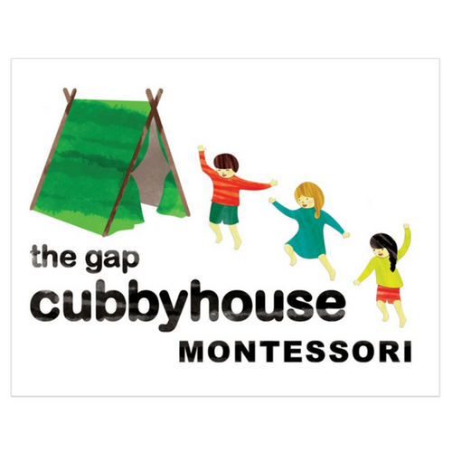 The Gap Cubbyhouse Montessori