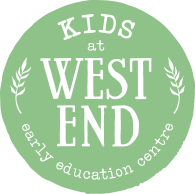 Kids At West End Child Care & Early Education Centre Logo