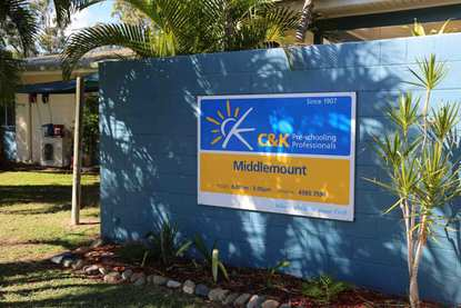 C&K Middlemount Community Childcare Centre