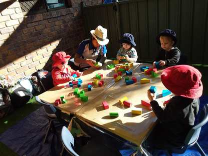 Kingston Tiny Tots  Learning Centre