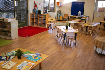 Goodstart Early Learning Capalaba - Greenup Street