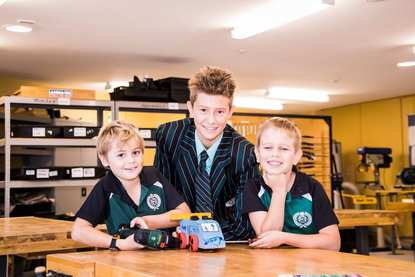Brisbane Boys' College OSHC - Extend