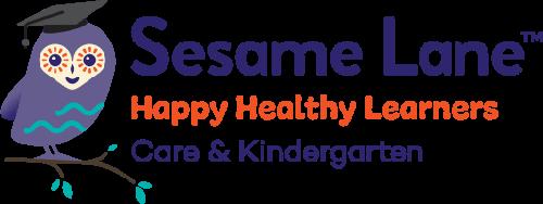 Sesame Lane Child Care Centre - Rothwell Logo
