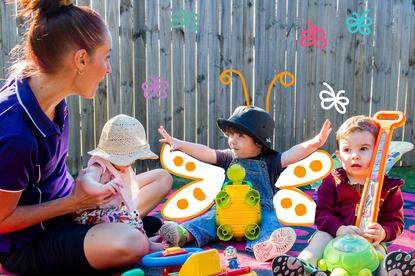 Sesame Lane Child Care Centre - Morayfield
