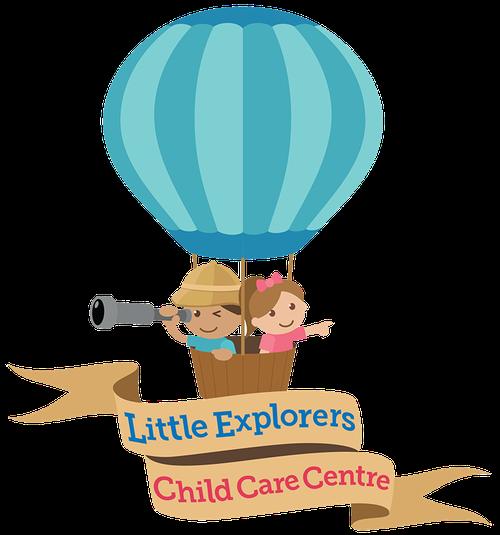 Little Explorers Child Care Centre Logo