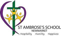 St Ambrose's Outside School Hours Care Logo