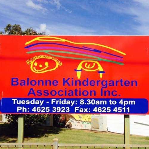 Balonne Kindergarten