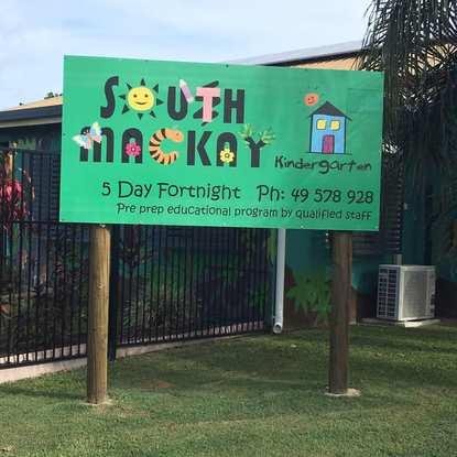 South Mackay Kindergarten