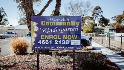 Warwick Community Kindergarten