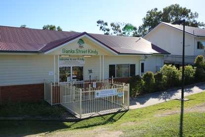 Banks Street Newmarket Community Preschooling Centre