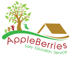 AppleBerries Early Education Service Kallangur Logo