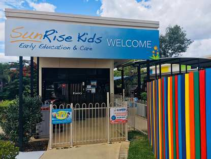 Sunrise Kids Early Education and Care - Ipswich