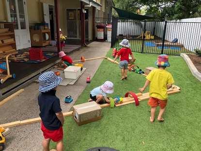 Little Ducks Childcare Annerley
