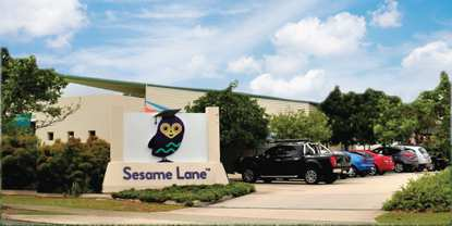 Sesame Lane North Lakes Joyner Circuit