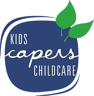 Kids Capers Childcare North Lakes Logo