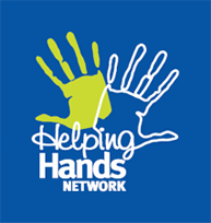 Helping Hands Bounty Boulevard Logo