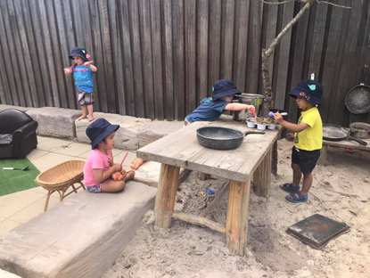 Sparrow Early Learning Eagleby