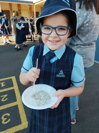 Darling Downs Christian School Kindergarten