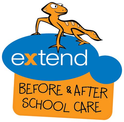 Ballarat Clarendon College OSHC - Extend Logo