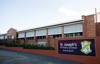 St Joseph's Outside School Hours Care, Wandal