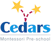 Cedars Montessori Preschool Logo