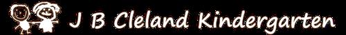 J B Cleland Kindergarten Inc
