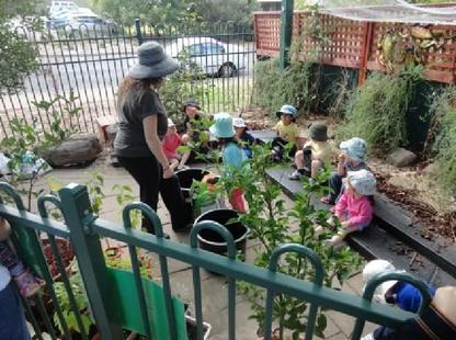 Lurra Community Children's Centre