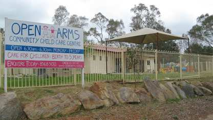 Open Arms Community Child Care Centre