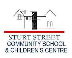 Sturt Street Children's Centre for Early Childhood Development and Parenting Logo