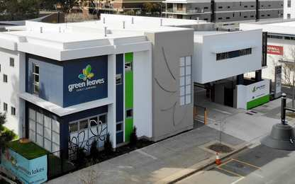 Green Leaves Early Learning Mawson Lakes