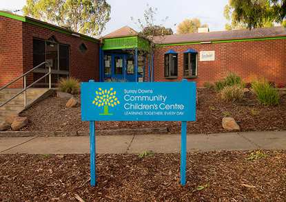 Surrey Downs Community Children's Centre